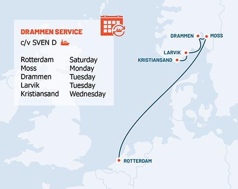 Drammen Service