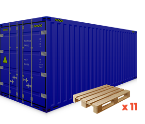 Container equipment on website 20ft-1