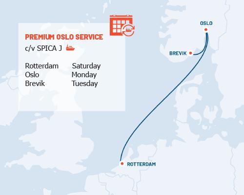 Premium Oslo service