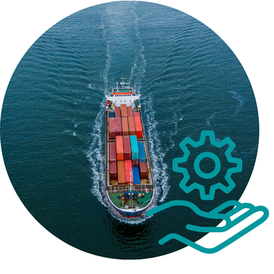 Vessel - Shortsea container shipping