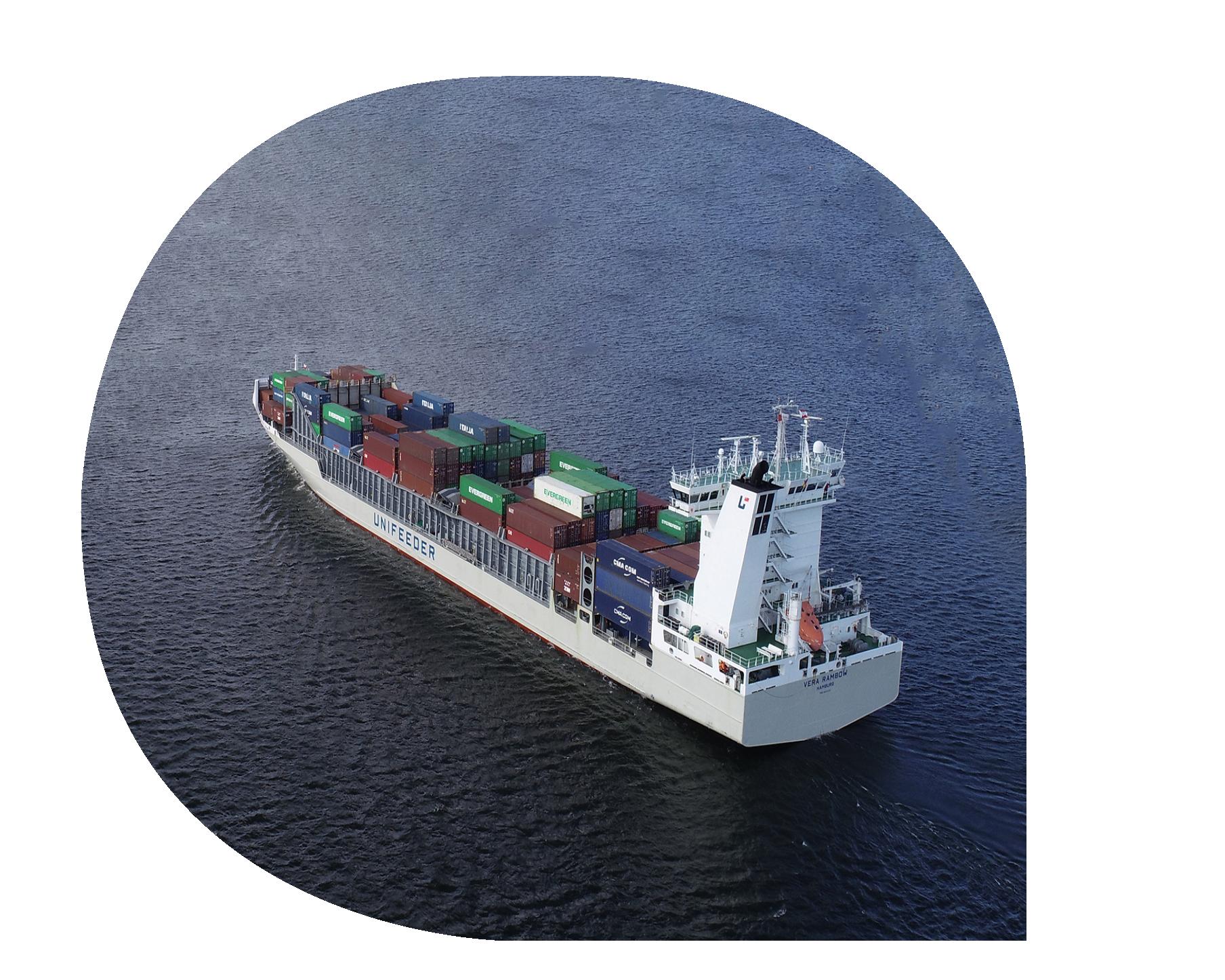 vessels Unifeeder-1