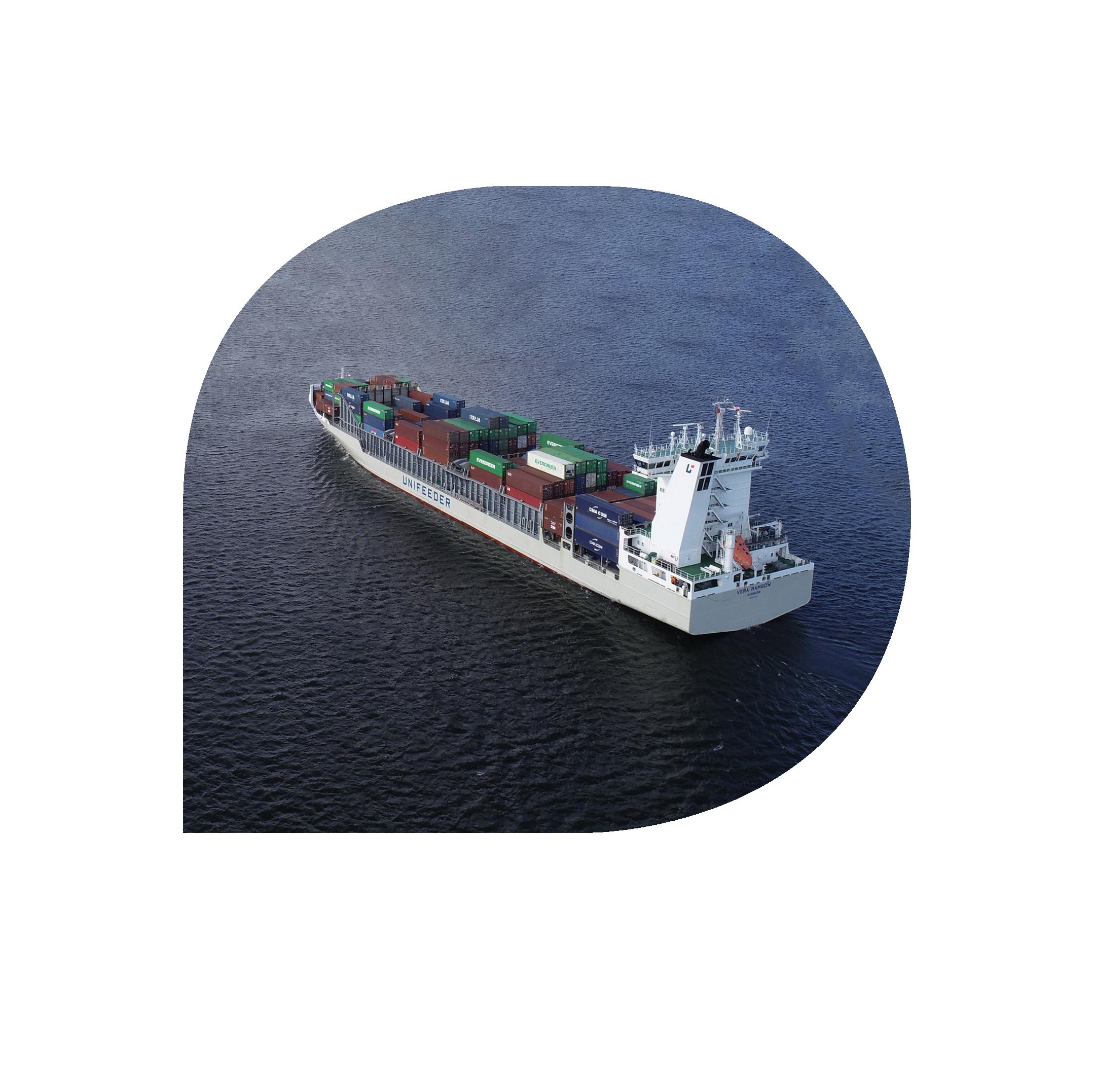 vessels Unifeeder